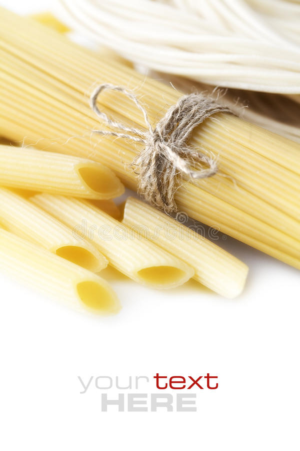 ιταλικά ζυμαρικά στοκ φωτογραφίες