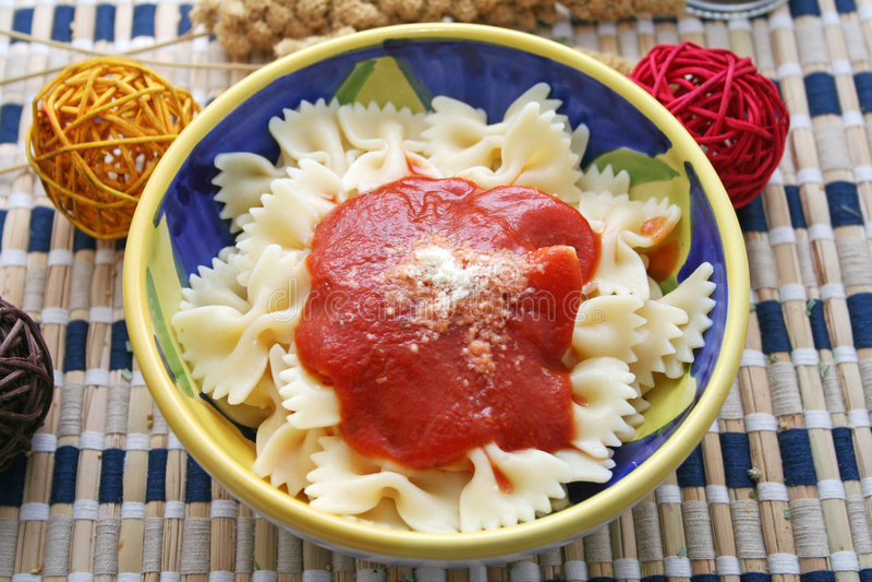 ιταλικά ζυμαρικά στοκ φωτογραφία με δικαίωμα ελεύθερης χρήσης