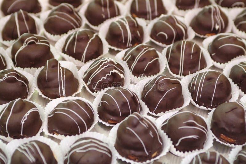 ιταλική ζύμη 2 σοκολάτας στοκ εικόνα