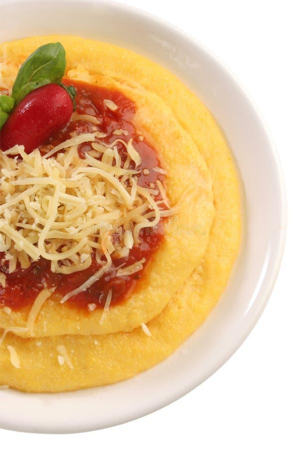 ιταλικό polenta στοκ εικόνες