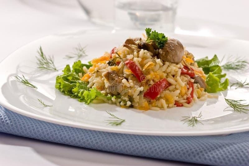 ιταλικό risotto στοκ φωτογραφία με δικαίωμα ελεύθερης χρήσης