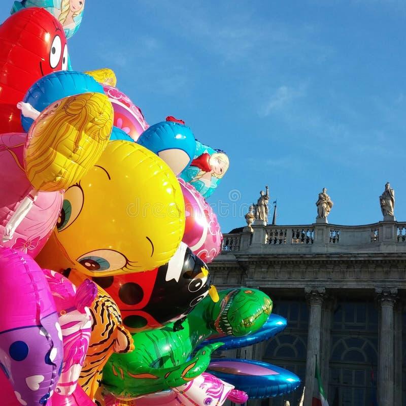 Ιταλική αγορά στοκ φωτογραφία με δικαίωμα ελεύθερης χρήσης