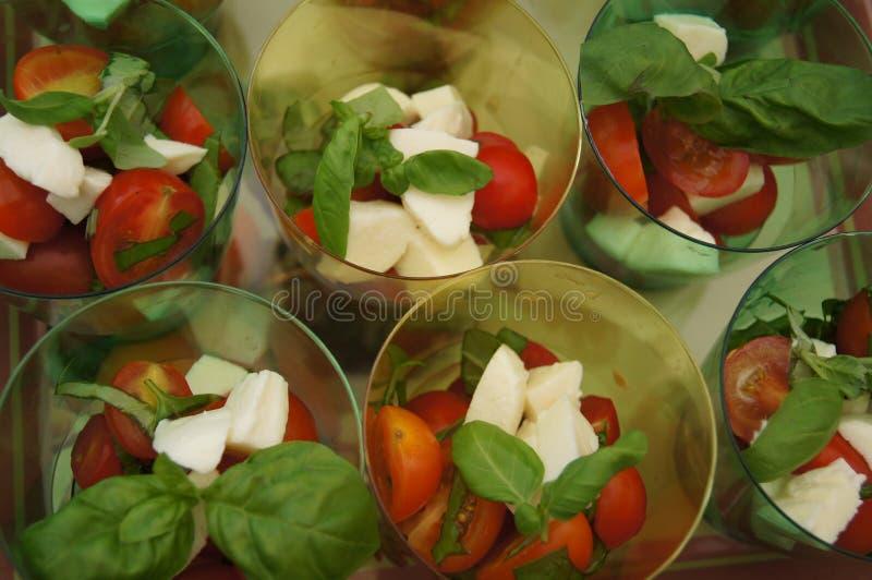 ιταλική σαλάτα στοκ φωτογραφία με δικαίωμα ελεύθερης χρήσης