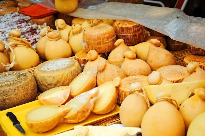 Ιταλικό τυρί στοκ φωτογραφίες