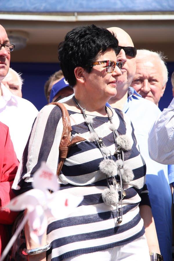 Ιωάννα senyszyn στοκ φωτογραφία