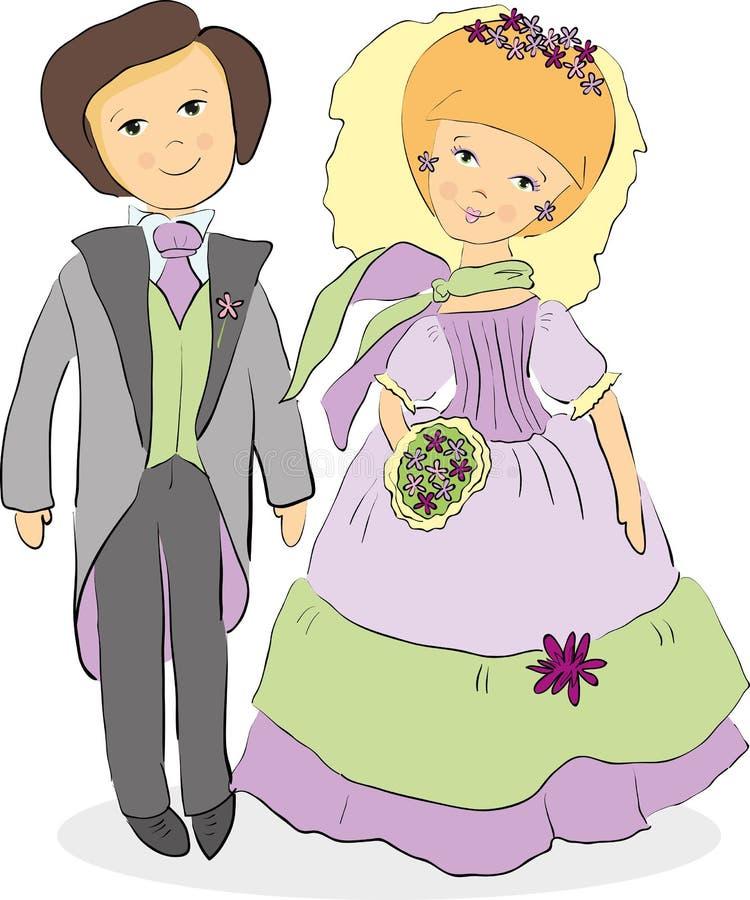 ιώδης γάμος ελεύθερη απεικόνιση δικαιώματος