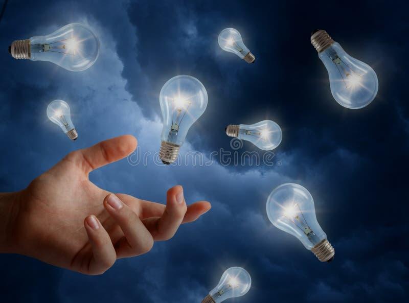 Ιδέες γύρω από πολλή στοκ εικόνα με δικαίωμα ελεύθερης χρήσης