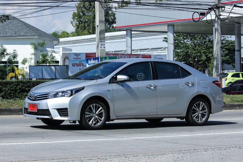 Ιδιωτικό αυτοκίνητο, Toyota Corolla Altis στοκ εικόνες
