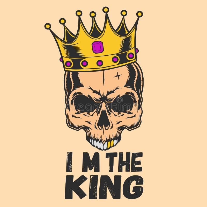 Ι μ ο βασιλιάς 02 απεικόνιση αποθεμάτων