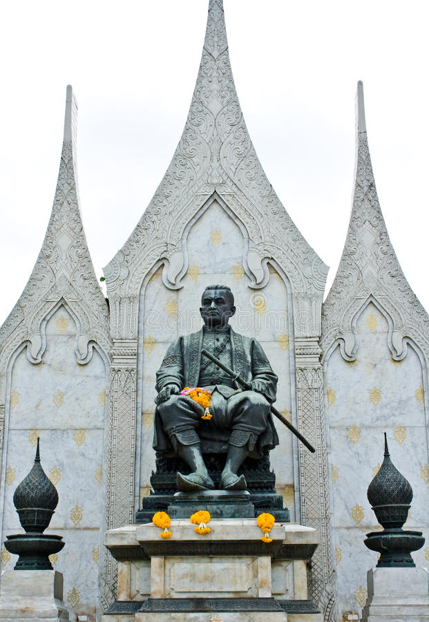 ι rama Ταϊλάνδη μνημείων βασιλι στοκ εικόνες με δικαίωμα ελεύθερης χρήσης