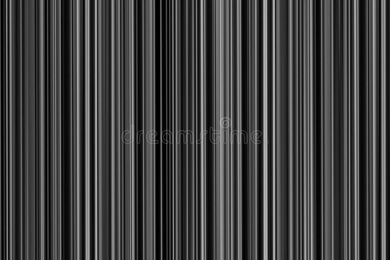 Κάθετο μαύρο λωρίδων κλίσης ελαφρύ σκοτεινό συνόρων συμμετρικό ραβδωτό σχέδιο υποβάθρου σειρών σχεδίων ατελείωτο απεικόνιση αποθεμάτων