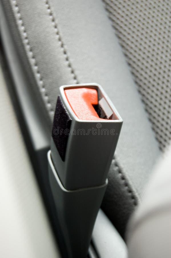 κάθισμα κλειδωμάτων ζωνών στοκ φωτογραφία με δικαίωμα ελεύθερης χρήσης