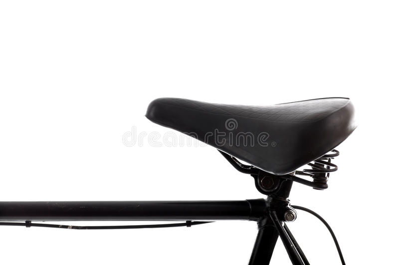 Κάθισμα ποδηλάτων στοκ εικόνες