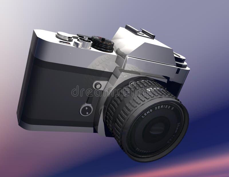 Κάμερα ελεύθερη απεικόνιση δικαιώματος