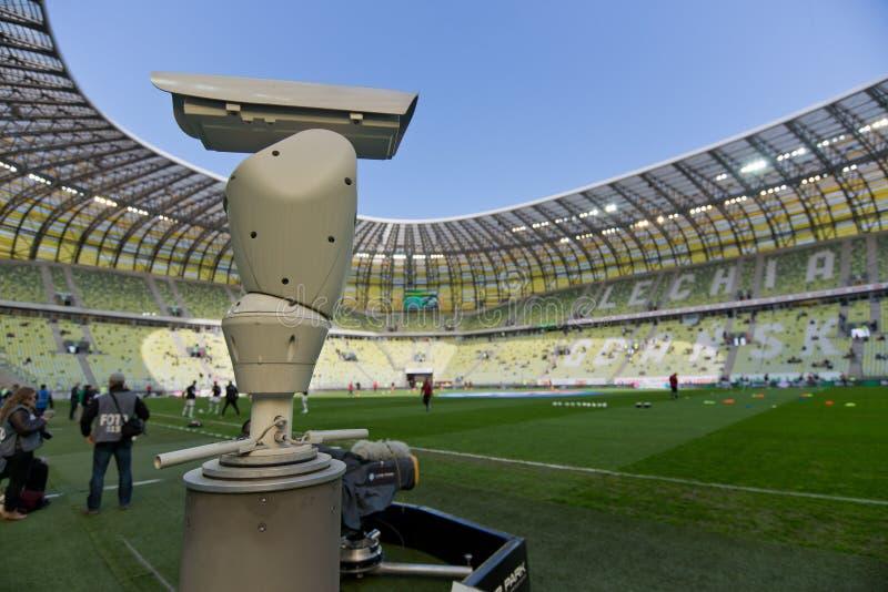 Κάμερα CCTV στοκ εικόνα