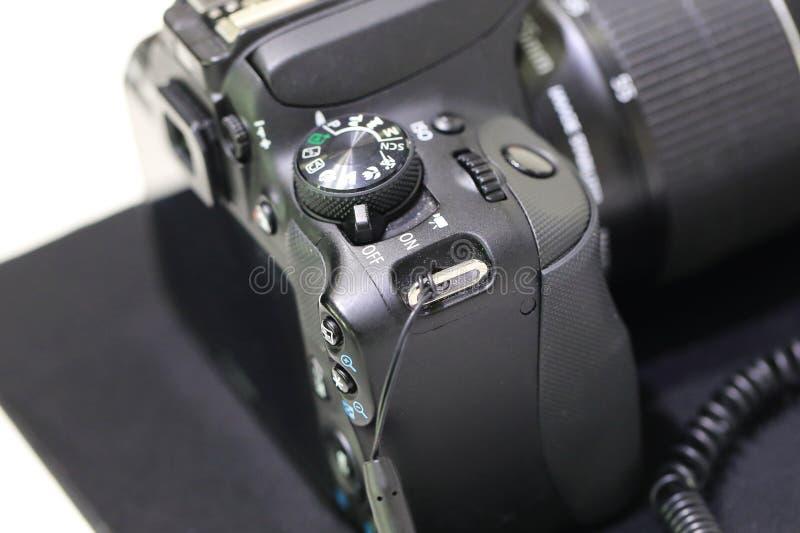 Κάμερες SLR στοκ εικόνες με δικαίωμα ελεύθερης χρήσης