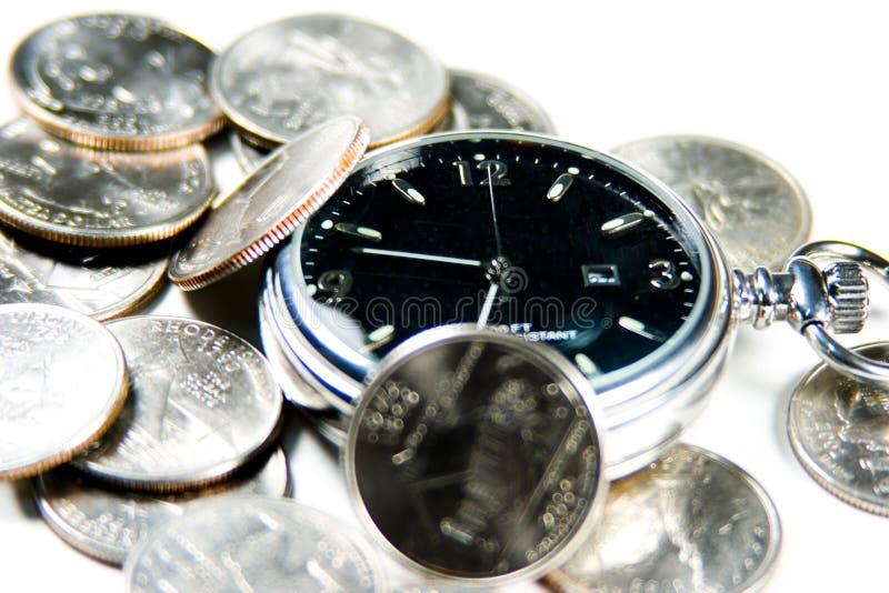Download κάνει τα χρήματα το χρόνο μου Στοκ Εικόνα - εικόνα από εννοιολογικός, οικονομία: 54841