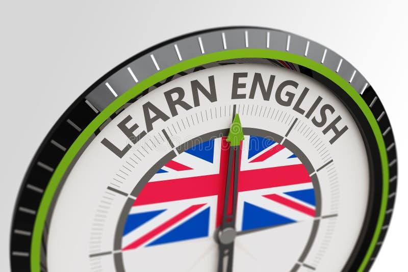 κάνετε τα αγγλικά σας μι&la διανυσματική απεικόνιση