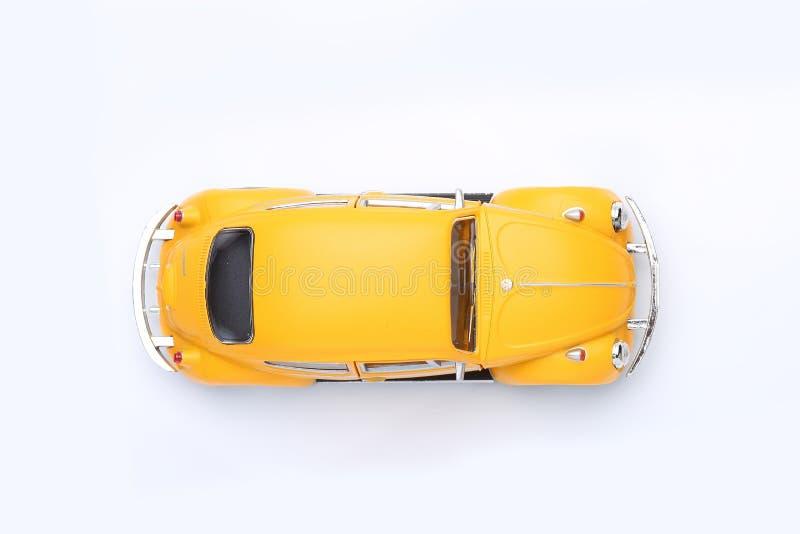 Κάνθαρος παιχνιδιών του Volkswagen στοκ φωτογραφία με δικαίωμα ελεύθερης χρήσης