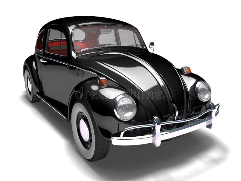 Κάνθαρος 9 της VW ελεύθερη απεικόνιση δικαιώματος