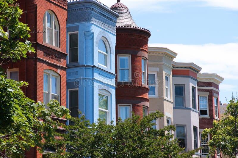 Κάπιτολ Χιλλ, Ουάσιγκτον στοκ φωτογραφία με δικαίωμα ελεύθερης χρήσης