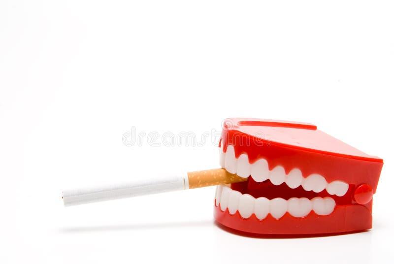 Κάπνισμα στάσεων στοκ εικόνες