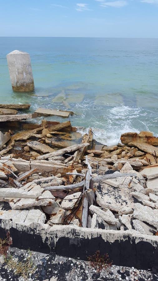 Κάπου σε μια παραλία στοκ φωτογραφία με δικαίωμα ελεύθερης χρήσης