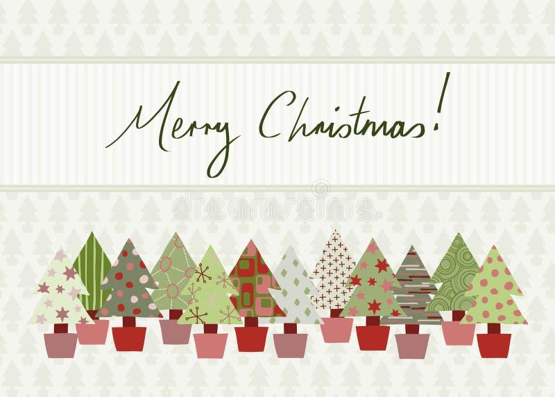 Κάρτα Καλών Χριστουγέννων στοκ φωτογραφίες με δικαίωμα ελεύθερης χρήσης