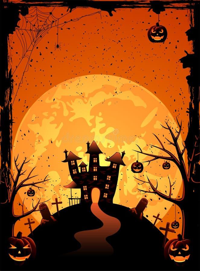 Κάρτα Πάσχας ελεύθερη απεικόνιση δικαιώματος