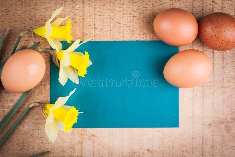 κάρτα Πάσχα στοκ εικόνες με δικαίωμα ελεύθερης χρήσης