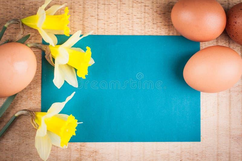 κάρτα Πάσχα στοκ φωτογραφία