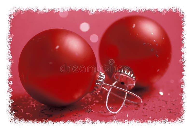 κάρτα που χαιρετά το νέο έτος στοκ φωτογραφίες με δικαίωμα ελεύθερης χρήσης