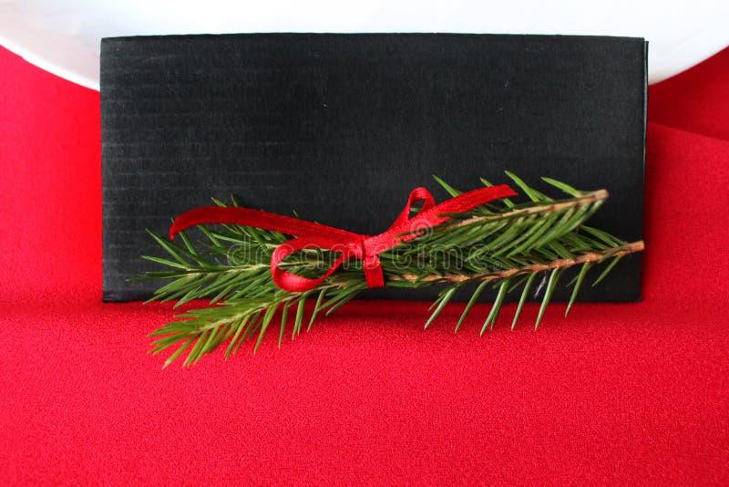 Κάρτα Χριστουγέννων, διακοπές Ζωή Χριστουγέννων ακόμα Πίνακας που θέτει για τα Χριστούγεννα r Δημιουργική σύνθεση με το στηθόδεσμ στοκ φωτογραφία με δικαίωμα ελεύθερης χρήσης