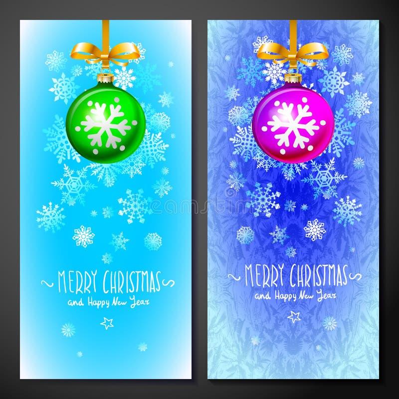 Download Κάρτα Χριστουγέννων με την κόκκινη σφαίρα στο άσπρο Snowflakes υπόβαθρο, διανυσματική απεικόνιση Διανυσματική απεικόνιση - εικονογραφία από έξυπνο, κάρτα: 62721144