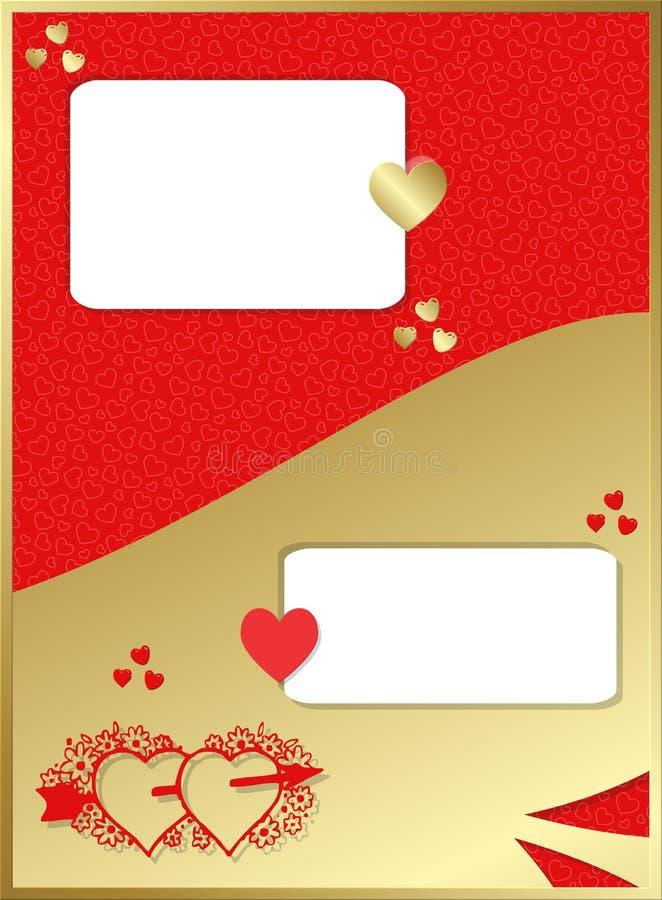 κάρτα ελεύθερη απεικόνιση δικαιώματος