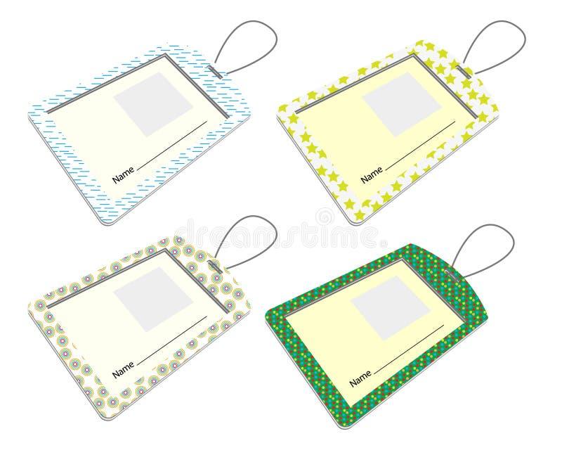 κάρτες διάφορες ελεύθερη απεικόνιση δικαιώματος