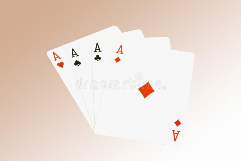 κάρτες στοκ φωτογραφία