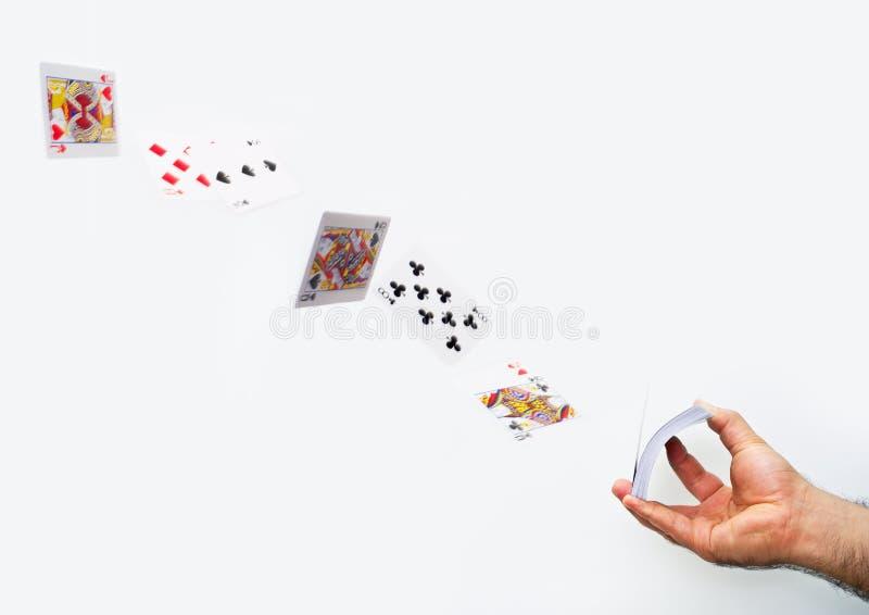 Download κάρτες στοκ εικόνα. εικόνα από leisure, πετύχετε, παιχνίδι - 17055535
