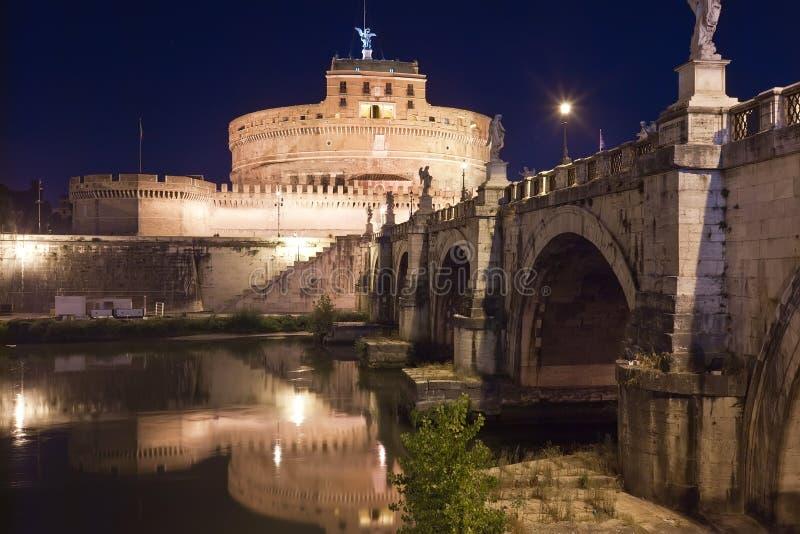 Κάστρο αγγέλου Αγίου στοκ φωτογραφία