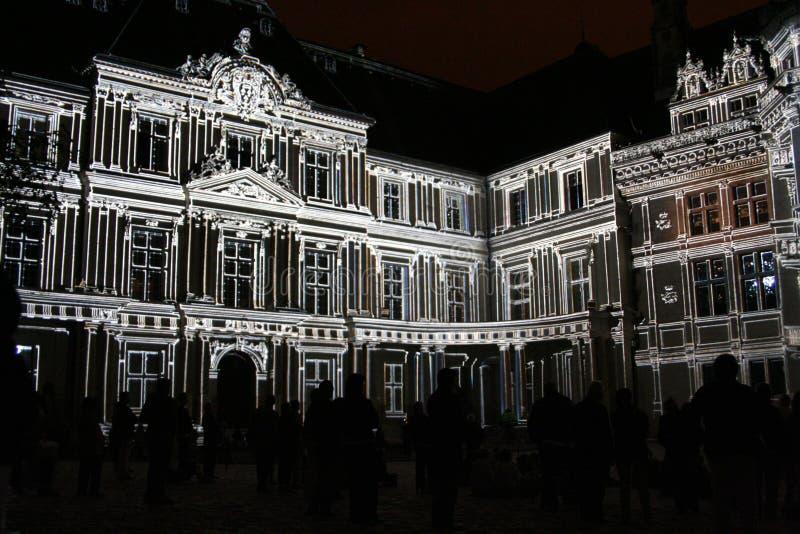 κάστρο Γαλλία blois στοκ φωτογραφία με δικαίωμα ελεύθερης χρήσης