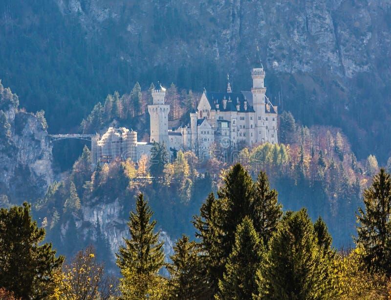 κάστρο Γερμανία παλαιά στοκ φωτογραφία