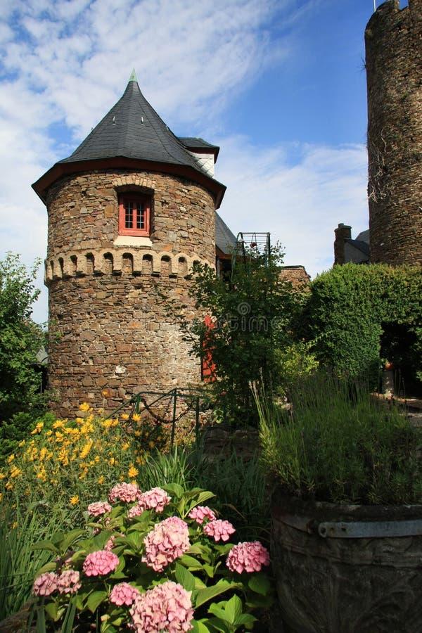 κάστρο Γερμανία thurandt στοκ εικόνες