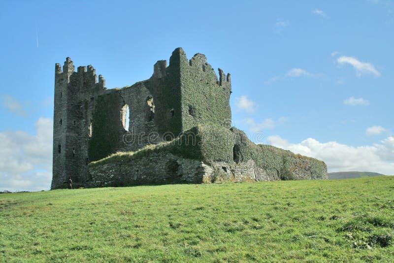 κάστρο ιρλανδικά στοκ εικόνα