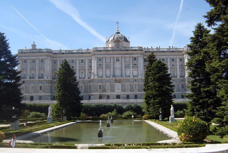 κάστρο ισπανικά στοκ εικόνα με δικαίωμα ελεύθερης χρήσης