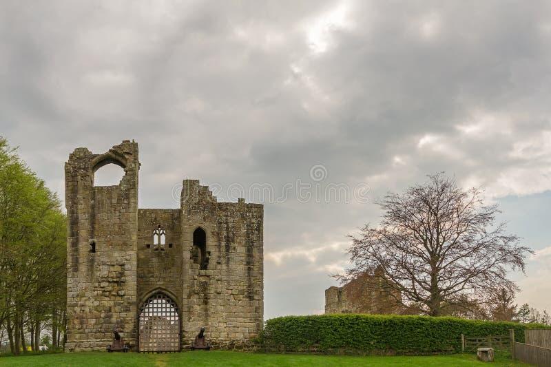 κάστρο και λοιποί στοκ φωτογραφία
