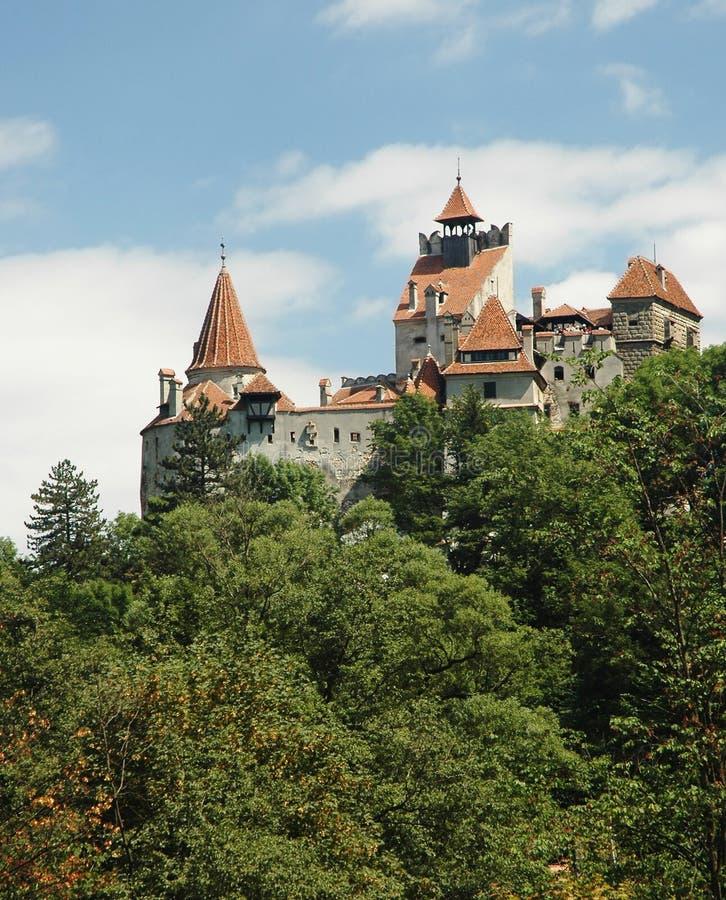 κάστρο Ρουμανία πίτουρο&upsil στοκ εικόνα με δικαίωμα ελεύθερης χρήσης