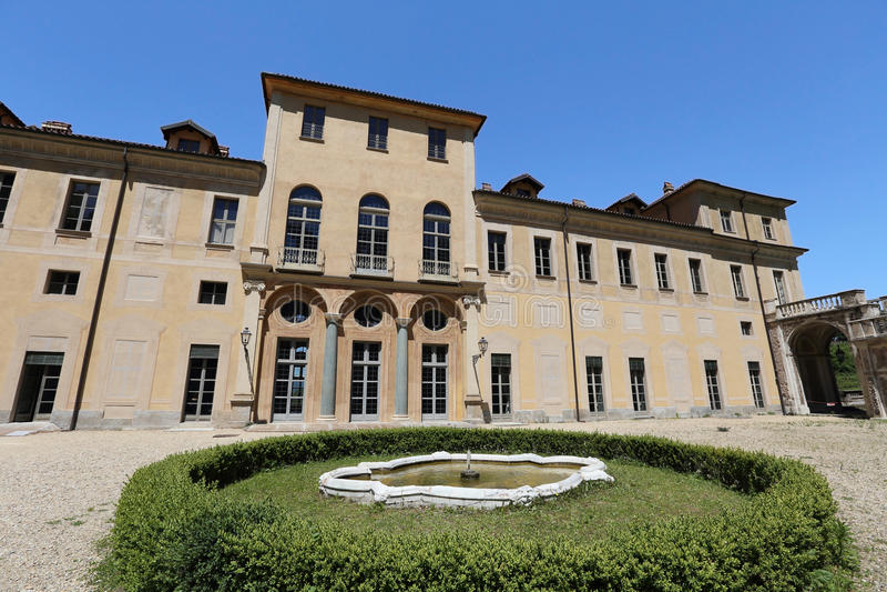 Κάστρο της Regina της Ιταλίας στοκ φωτογραφία με δικαίωμα ελεύθερης χρήσης