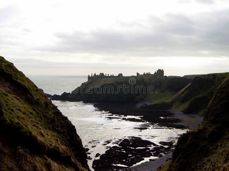 κάστρο 2 dunnottar στοκ φωτογραφία με δικαίωμα ελεύθερης χρήσης