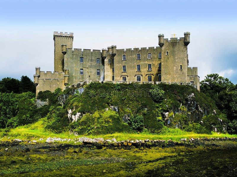 Download κάστρο στοκ εικόνες. εικόνα από μεσαιωνικός, σκωτία, συγκεκριμένος - 22799662