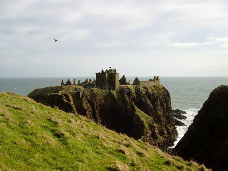 κάστρο 3 dunnottar στοκ φωτογραφία